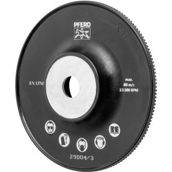 Hochleistungs-Stützteller für Fiberschleifer H-GT 115 MF M14