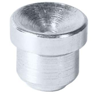 Trichter-Schmiernippel D1a 6 mm DIN 3405 VPE 4