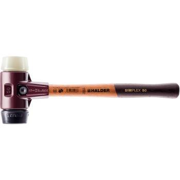 Schonhammer SIMPLEX 80 mm Kopfdurchm.Gummikomp./N