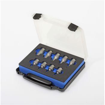 Steckschlüssel-Set 1/2 Inch für Innensechskant 9-