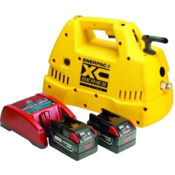 ENERPAC XC1202ME elektrische betriebene Handpumpe