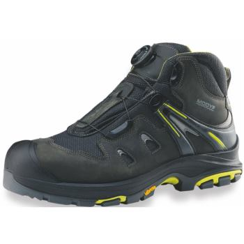 Sicherheitsstiefel S3 FLEXITEC® Techno anthra/lem on Gr. 39
