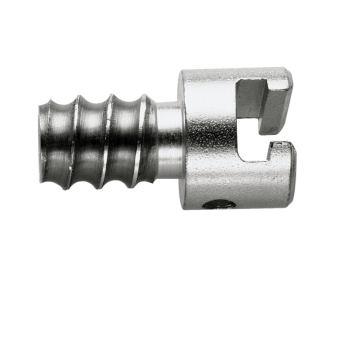 Spiralen-Kupplung, neg. f.S-Spirale 16mm