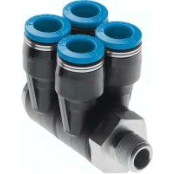 QSLV4-1/2-12 153240 Mehrfachverteiler