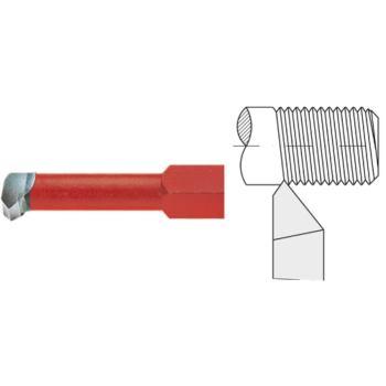 Drehmeißel außen HSSE 20x20 mm Gewindedrehmeißel