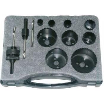 Lochsägen HSS Bi-Metall 12-teilig 16 - 67 mm Durch messer