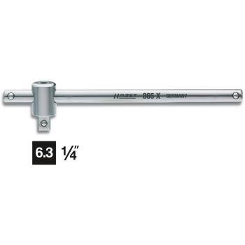 Quergriff HINOX® 865X · Vierkant massiv 6,3 mm (1/4 Zoll) · l: 115 mm