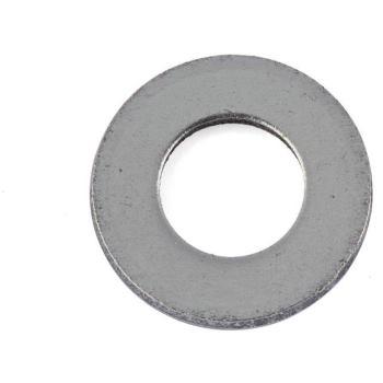 Flache Scheibe ohne Fase ISO 7089 Stahl 200 HV verzinkt 4,3 x 9 x 0,8 5000 Stück