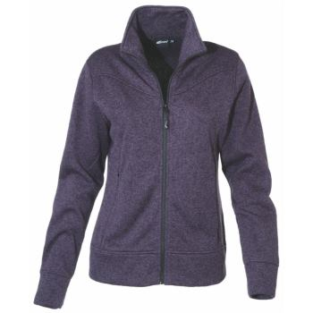 Jacket Knitted purple Gr. 36