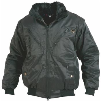 Blouson Allround PLUS schwarz Gr. S