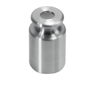 M1 Gewicht 2 kg / Edelstahl feingedreht 347-12