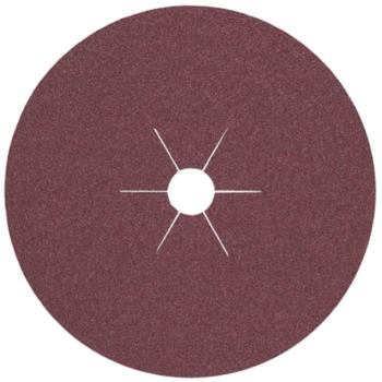 Fiberscheiben CS 564 Korn 120, 125x22 mm