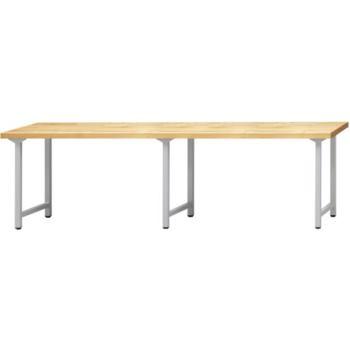 Arbeitstisch mit Universalplatte UBP 2800 x 7