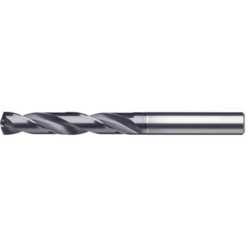Vollhartmetall-Bohrer TiALN-nanotec Durchmesser 7, 4 IK 5xD HA