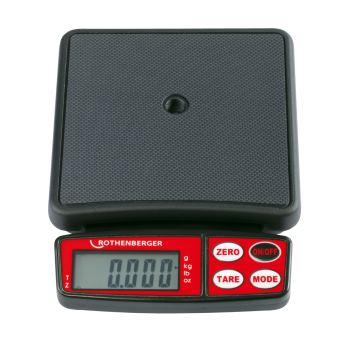 Digitalwaage, bis 5kg, batteriebetrieben