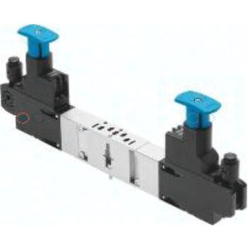 VABF-S3-2-R4C2-C-10 543538 Reglerplatte