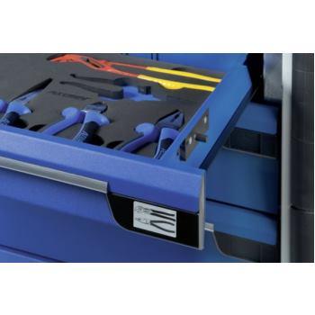 ATORN Werkzeugwagen mit 7 Schubladen Abmessungen H