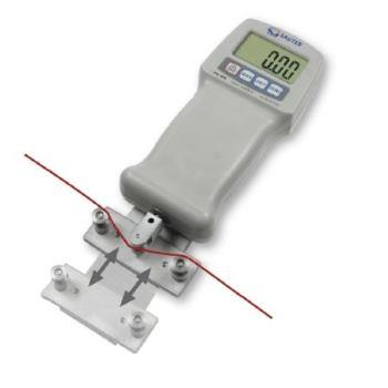 Tensiometeraufsatz mit Safe-Insert-Funktion / für