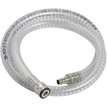 Vakuumsaugschlauch mit Drahtspirale 10 m 245