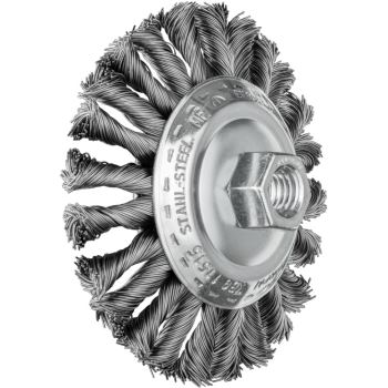 Kegelbürste mit Gewinde, gezopft KBG 11515/M14 CT ST 0,50