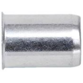 Einnietmutter kleiner Senkkopf Stahl verzinkt (0,3-2,0) 10,5 x 6,3-M4 500 Stück