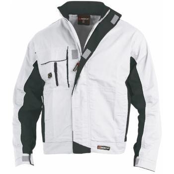 Bundjacke Starline® weiß/grau Gr. XXXL