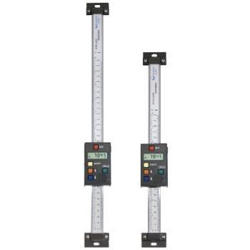 Einbaumessschieber vertikal / 300 mm; 0,01 mm LA 3