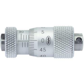 44 F Innenmessschraube 40-50 mm verchromt 31680040
