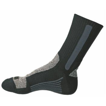 Socken schwarz Gr. 39-42
