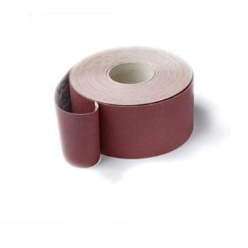 50m Schleifleinen Schleifpapierrolle Breite 40mm Korn 80