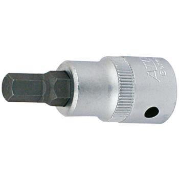Schraubendrehereinsatz 7 mm 1/2 Inch für Innensech skant-Schrauben