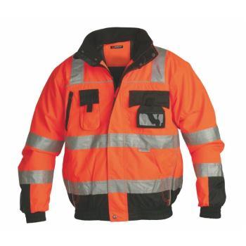 Warnschutz-Blouson Klasse 3 orange Gr. M