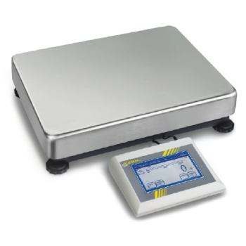 Plattformwaage mit Touchscreen / 0,5 g ; 30 000 g