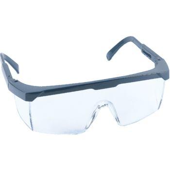 Schutzbrille DIN EN 166 mit Seitenschutz,verstellb