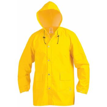 Regenjacke EN 343 gelb Gr. M