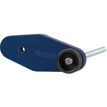 Magnet-Werkstückanschlag mit Gewindestange