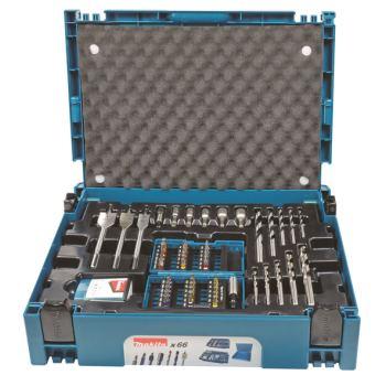 Bohrer-Bit-Set 66-tlg.MAKPAC B-43044