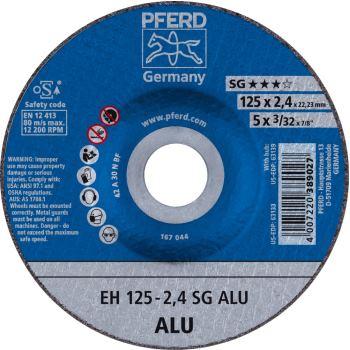 Trennscheibe EH 125-2,4 A 30 N SG-ALU/22,23