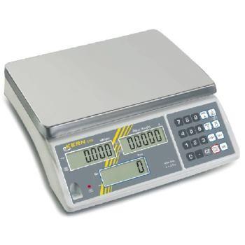 Zählwaage mit Eichzulassung / 1 g ; 3000 g CXB 3K1
