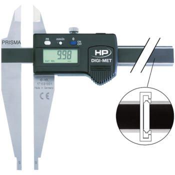PREISSER Messschieber elektronisch 300 mm mit Dopp