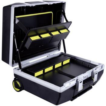 Werkzeugkoffer ToolCase fahrbar mit Rollen 485x41