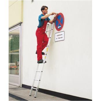 LM-Sprossen-Anlegeleiter Leiterlänge 5,29 m