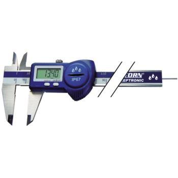 Messschieber IP67 elektronisch 150 mm, ohne Datena usgang