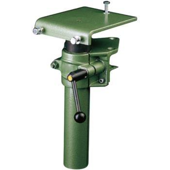 Höhenverstellgerät für 125 mm Schraubstock Farbe g rün