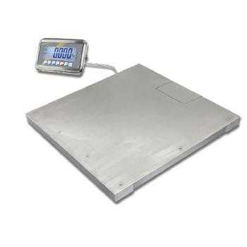 Industriewaage Edelstahl / Max 3000 kg; e=1 kg; d=