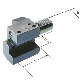 Axialhalter DIN 69880 C1-30-20 DIN 69880