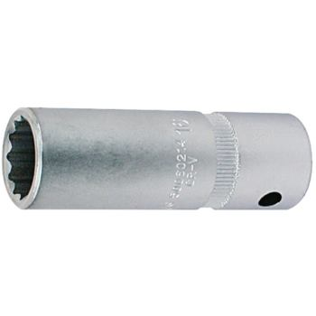 Steckschlüsseleinsatz 32 mm 1/2 Inch lange Ausführ ung Doppelsechskant