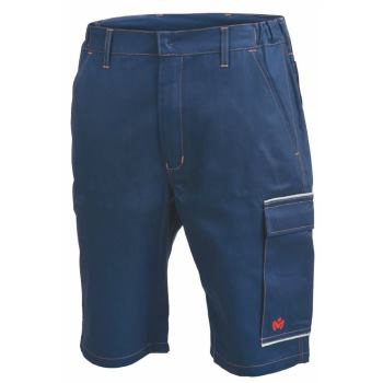 Shorts Basic marine Gr. 56