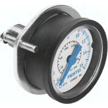 FMA-50-16-1/4-EN 159600 Flanschmanometer