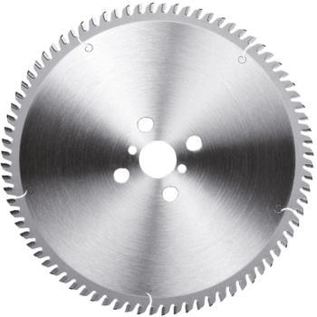 Hartmetall-bestücktes Kreissägeblatt Durchmesser 2 50x30 mm positiv Z= 80